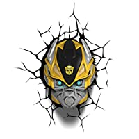 3D Deco Light Transformer Bumblebee Night/Safety Light by 3D Lights
