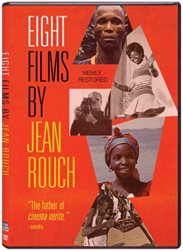 Eight Films By Jean Rouch [DVD] [Import]