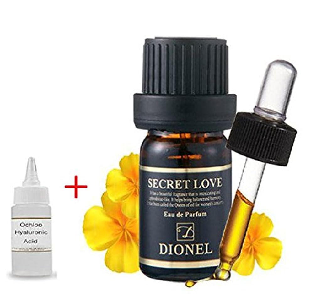 スクランブル限り魅力的[Dionel] 香水のような女性清潔剤、プレミアムアロマエッセンス Original Love Secret Black Edition Dionel 5ml. ラブブラックエディション、一滴の奇跡. Made in...