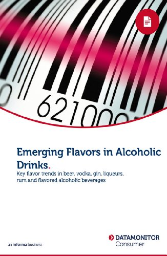 Emerging Flavors in Alcoholic Drinks (English Edition)