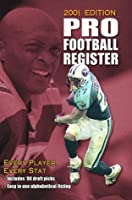 The Sporting News Pro Football Register, 2001