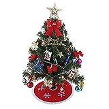 クリスマスツリー ミニ 卓上 LED ライト 飾り 豪華な14種類 セット (60)