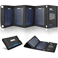 Anker 14W Dual-Port Solar Charger with PowerIQ Technology 71ANSCPS-B145A