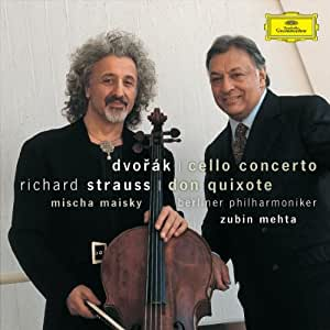 Cello Concerto / Don Quixote