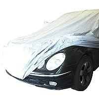 カーカバー XLサイズ 防水防塵 自動車用カバー 裏起毛