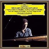 モーツァルト:ピアノ・ソナタ第8番、第10番、第11番、第15番