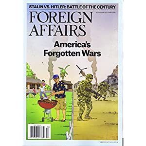 Foreign Affairs [US] November - December 2017 (単号)