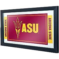 NCAAアリゾナ州立大学額入りロゴミラー
