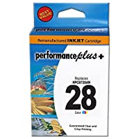 Performance Plus Remanufactured Ink Cartridge Replacement for HP C8728AN #28 ( Tri Color ) [並行輸入品]