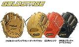 アシックスベースボール 硬式 グラブ ゴールドステージ グロリアス 内野手用 BGH4GS 9028 LH
