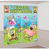 SpongeBob Scene Setter Decoration Set スポンジシーンセッターデコレーションセット?ハロウィン?クリスマス?