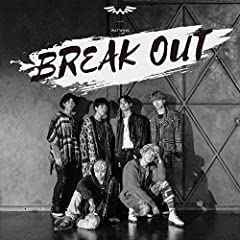 WATWING「BREAK OUT」のジャケット画像