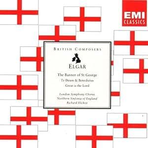 Elgar;the Banner of St. Geo