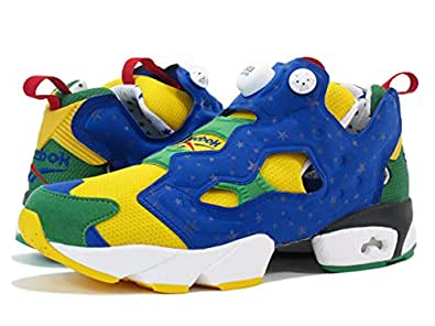 [リーボック]Reebok INSTA PUMPFURY YELLOW/BLUE/GREEN [ウェア&シューズ]