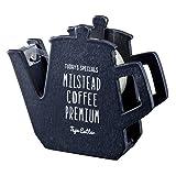 DECOLE MILSTEAD COFFEE テープカッター BK FE-87243