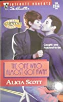 One Who Almost Got Away (The Guiness Gang) (Silhouette Intimate Moments)