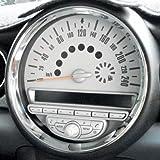 BMW MINI(ミニ) R55/R56/R57 【CLOS】クロス センタースピードメータークロームリング