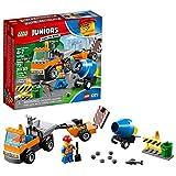 LEGO Juniors Road Repair Truck 10750建物キット( 73Piece )