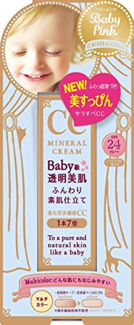 ベビーピンク CCクリーム 20G