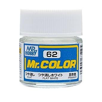 Mr.カラー C62 つや消しホワイト