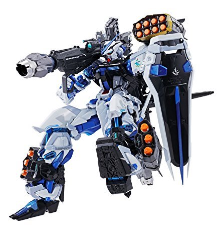 Metal Build Mobile Suit Gundam Seed Astray Gundam Astrayブルーフレーム( Full Weapon equipped )約180mm ABS & PVC &ダイキャストPaintedアクションフィギュア