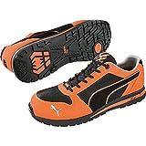 PUMA/プーマ/プロテクティブスニーカー/エアツイスト・ローAirtwist Low/ カラー:Orange サイズ:26.5cm 品番:64.323.0