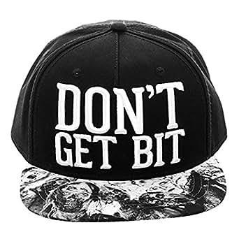 【ウォーキング・デッド】 キャップ・帽子 『DON'T GET BIT』