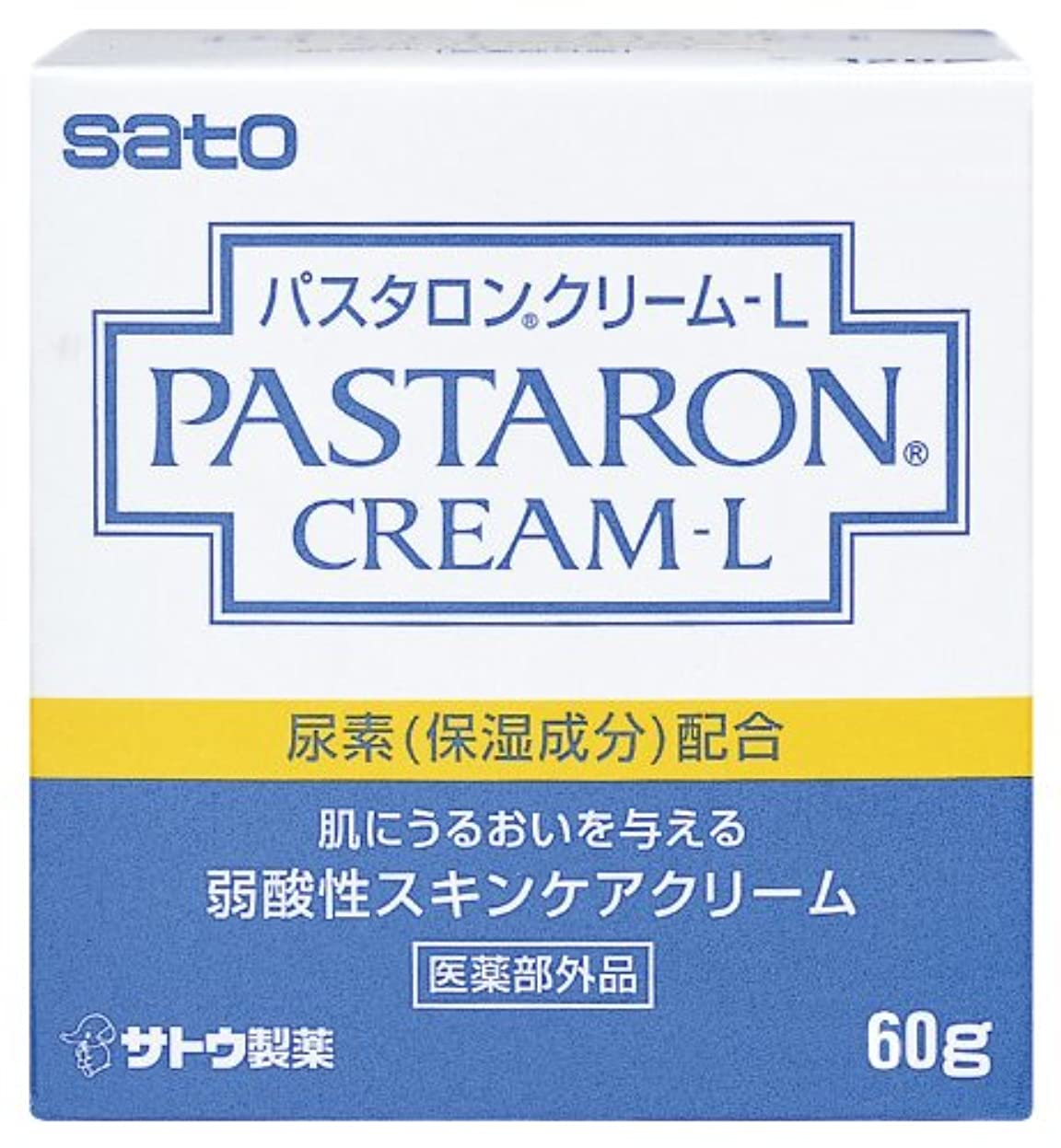 実用的丈夫ピークパスタロンクリーム-L 60g