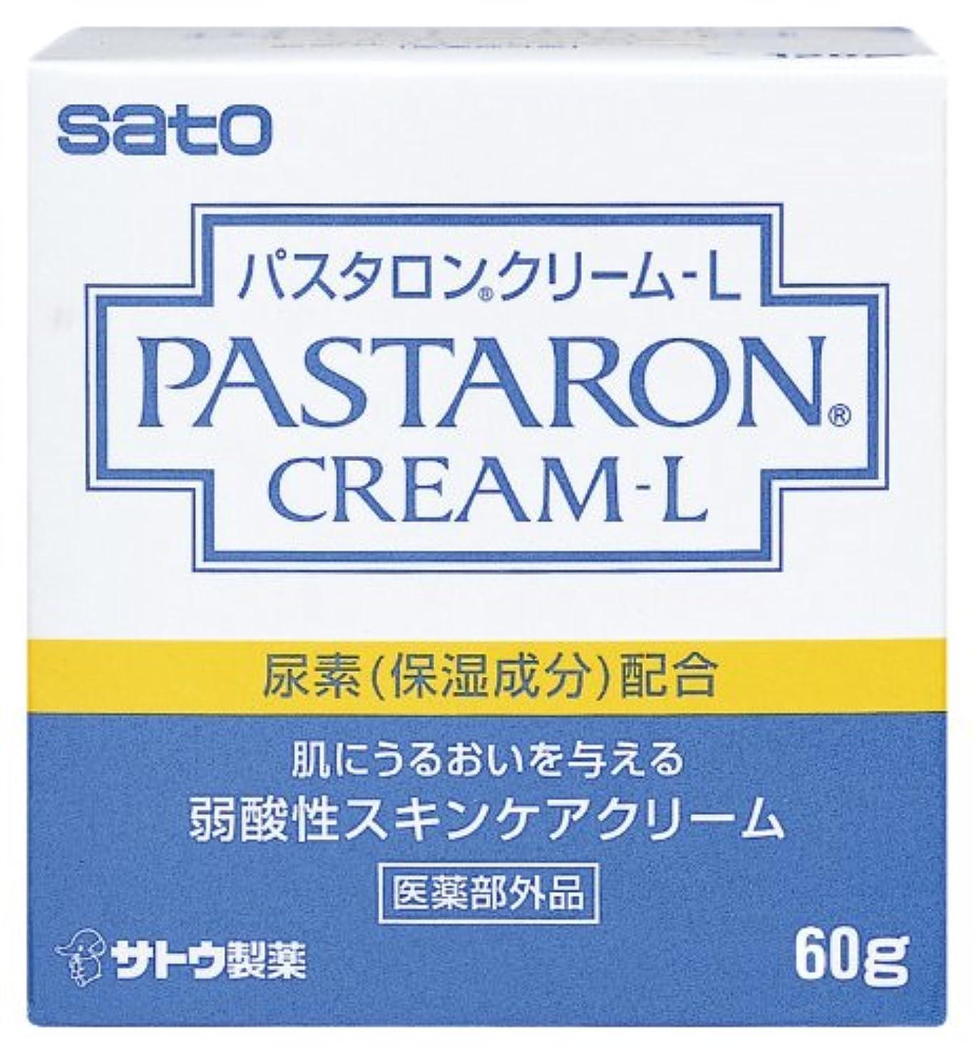 吐く暗くする深くパスタロンクリーム-L 60g