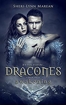 Dracones Awakening : Dark Dragon Shifter by [Marean, Sheri-Lynn]