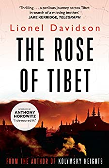 The Rose of Tibet by [Davidson, Lionel]