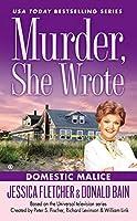 Murder, She Wrote: Domestic Malice (Murder She Wrote)