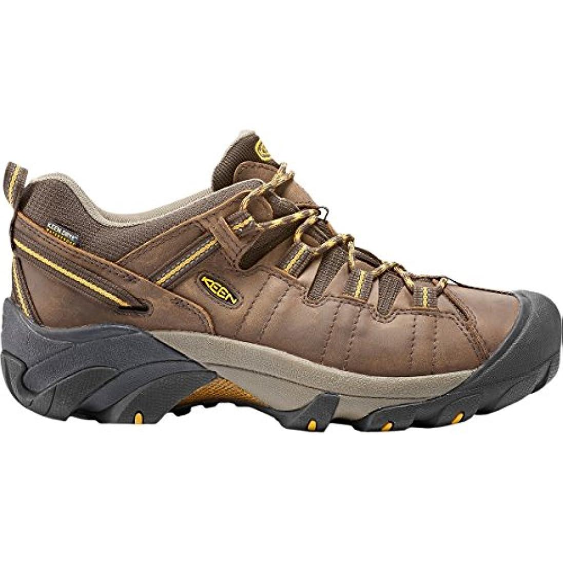 達成可能スマート理論的[キーン] メンズ ハイキング Targhee ll Waterproof Hiking Shoe - Men' [並行輸入品]