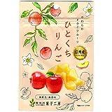 南信州菓子工房 ひとくちりんご 30g ×10袋