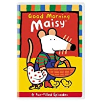 Good Morning Maisy [DVD] [Import]