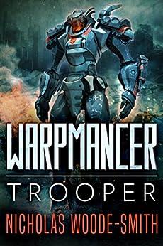 Trooper: Warpmancer Book Two by [Woode-Smith, Nicholas]