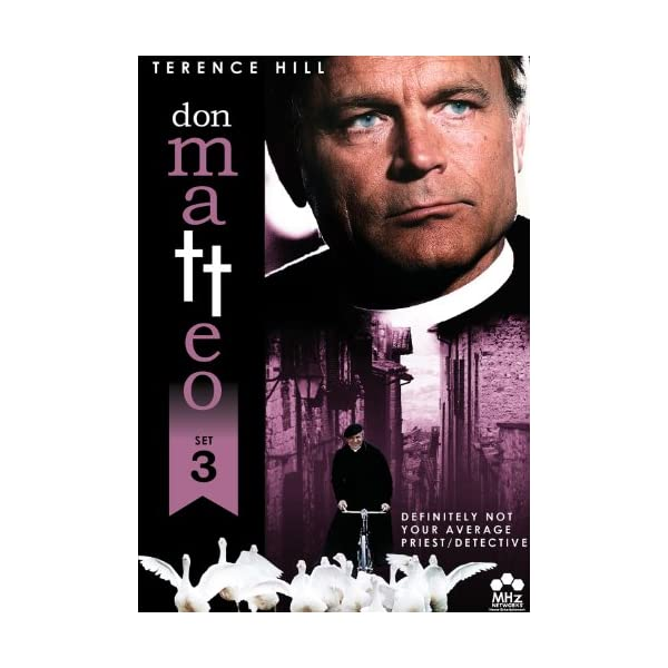 Don Matteo: Set 3 [DVD] ...の商品画像