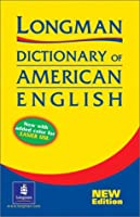 Paper Without CD-ROM, Two Color Version, Longman Dictionary of American English (2nd Edition) (Dictionary (Longman))