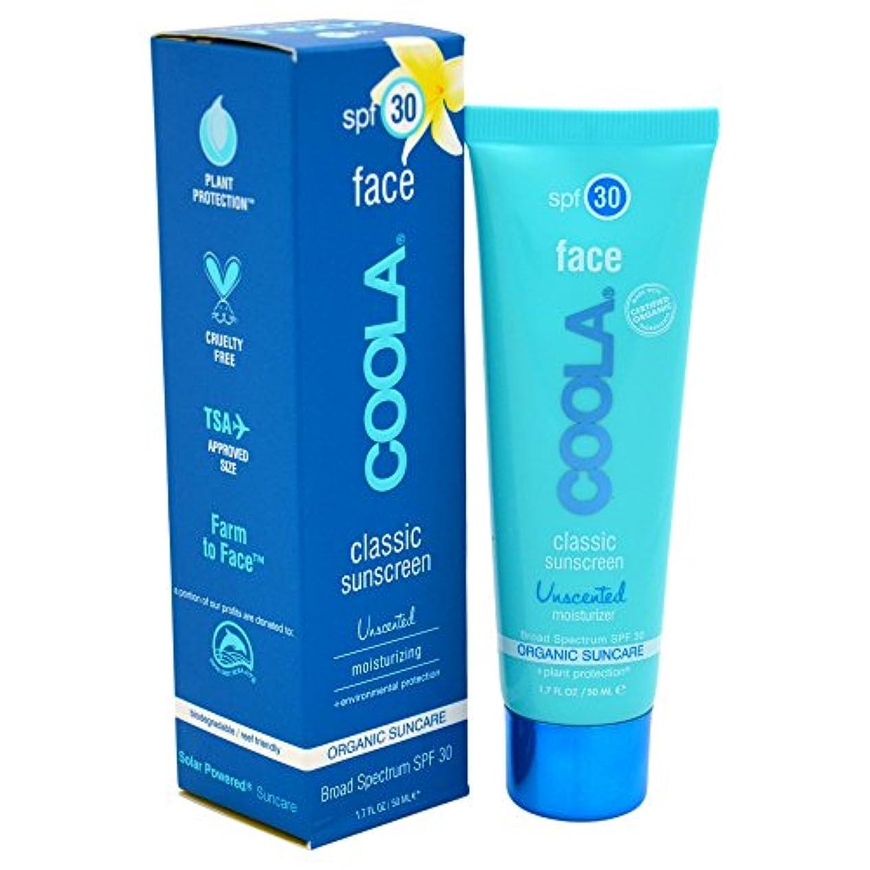 奨励しますボイコットトンClassic Face Sunscreen Moisturizer SPF 30 - Unscented