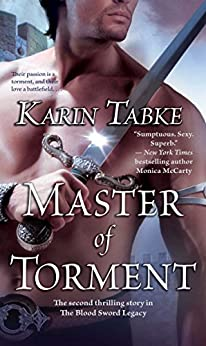 Master of Torment (Blood Sword Legacy Book 2) by [Tabke, Karin]