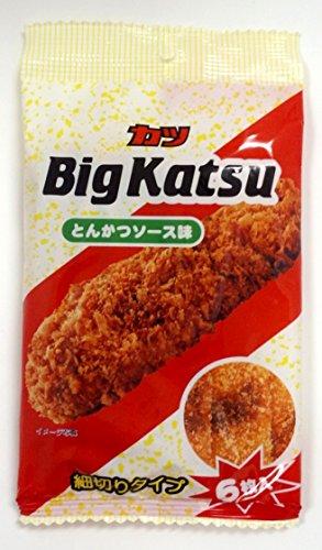 菓道 BIGカツ 6枚×12袋
