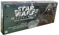 STAR WARS Masterwork趣味Box ( Topps 2016)