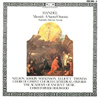Handel: Messiah Highlights The Academy Of Ancient Music