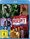 Rent (OmU) [Blu-ray] [Import allemand]