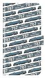 鉄道スマートフォンケース 787系 アラウンド・ザ・九州 ストライプ ts1051nf ts1051nf-umc02