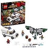 レゴ(LEGO)スーパー・ヒーローズ バルチャーに気をつけろ 76083