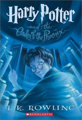 Harry Potter and the Order of the Phoenix (US) (Paper) (5)の詳細を見る