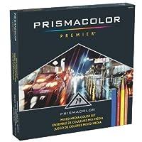 SANFORD Prismacolor プリズマカラーPremier Mixed Media Set,Assorted 油性 水彩 色鉛筆 79色セット  カリスマカラー【並行輸入品】