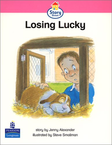 *LILA:SS:S6: LOSING LUCKY (LITERACY LAND)の詳細を見る