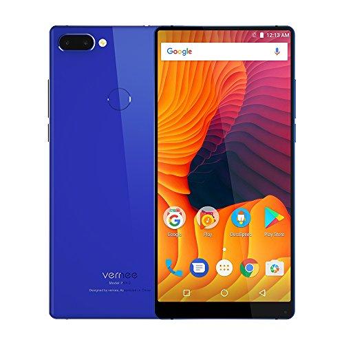 vernee MIX 2 スマートフォン SIMフリー(au不可)6インチ ...